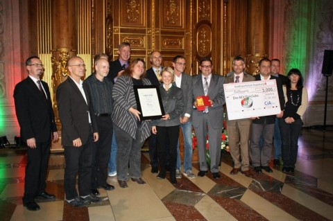CITY-PREIS 2012